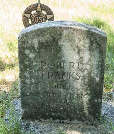 FRANKS, ROBERT - Crawford County, Ohio | ROBERT FRANKS - Ohio Gravestone Photos