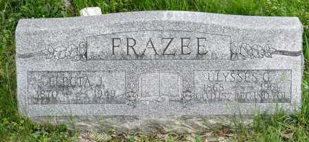 FRAZEE, ULYSSES G. - Crawford County, Ohio | ULYSSES G. FRAZEE - Ohio Gravestone Photos