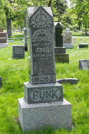 FUNK, FRANK M. - Crawford County, Ohio | FRANK M. FUNK - Ohio Gravestone Photos