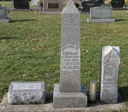 GRISAFI, NICOD C - Crawford County, Ohio | NICOD C GRISAFI - Ohio Gravestone Photos