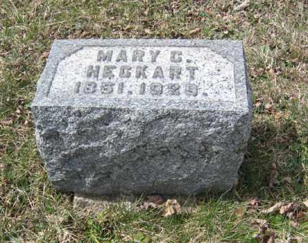 HECKART, MARY C - Crawford County, Ohio | MARY C HECKART - Ohio Gravestone Photos