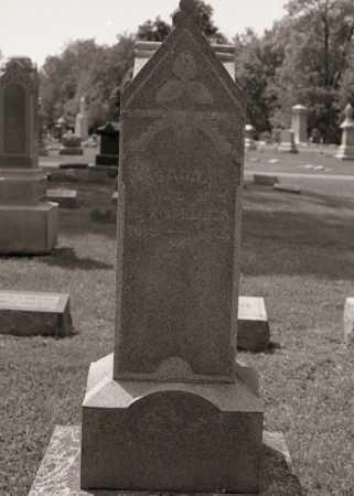 KNOEDLER, ROSANNA B - Crawford County, Ohio | ROSANNA B KNOEDLER - Ohio Gravestone Photos