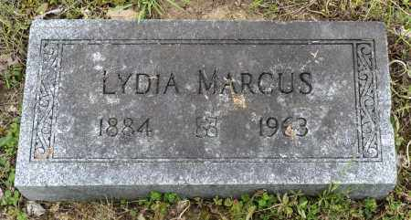 MARCUS, LYDIA - Crawford County, Ohio | LYDIA MARCUS - Ohio Gravestone Photos