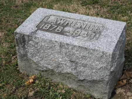 OBERLANDER, LAWRENCE - Crawford County, Ohio | LAWRENCE OBERLANDER - Ohio Gravestone Photos
