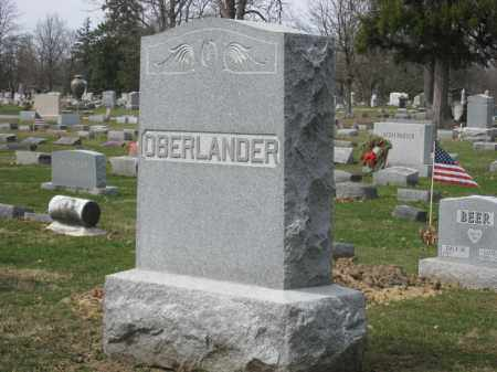 OBERLANDER MONUMENT, LAWRENCE & IDA - Crawford County, Ohio | LAWRENCE & IDA OBERLANDER MONUMENT - Ohio Gravestone Photos