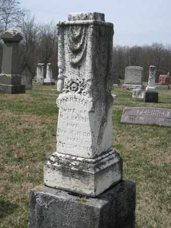 OGDEN MONUMENT, MARTHA - Crawford County, Ohio | MARTHA OGDEN MONUMENT - Ohio Gravestone Photos