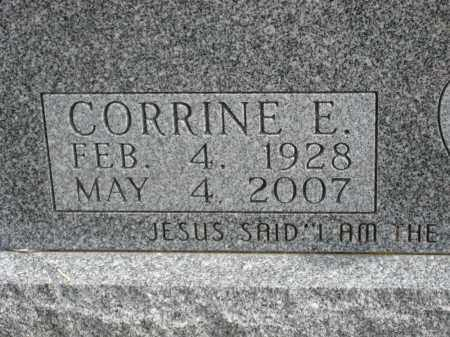 RANSOM, CORRINE E - Crawford County, Ohio | CORRINE E RANSOM - Ohio Gravestone Photos