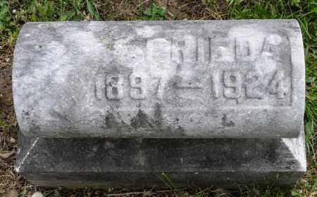 SEIT, FRIEDA EMMA - Crawford County, Ohio | FRIEDA EMMA SEIT - Ohio Gravestone Photos