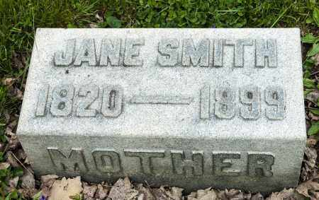 DORLAND SMITH, JANE - Crawford County, Ohio | JANE DORLAND SMITH - Ohio Gravestone Photos