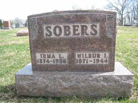 SOBERS, IRMA L - Crawford County, Ohio | IRMA L SOBERS - Ohio Gravestone Photos