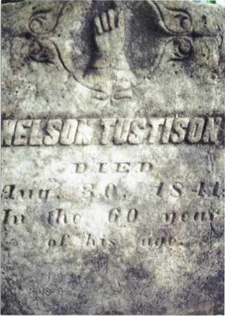 TUSTISON, NELSON - Crawford County, Ohio | NELSON TUSTISON - Ohio Gravestone Photos