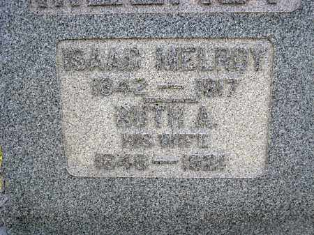 MELROY, RUTH A - Crawford County, Ohio | RUTH A MELROY - Ohio Gravestone Photos