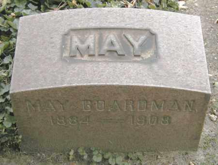 BOARDMAN, MAY - Cuyahoga County, Ohio | MAY BOARDMAN - Ohio Gravestone Photos