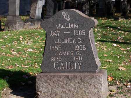 CADDY, WILLIAM - Cuyahoga County, Ohio | WILLIAM CADDY - Ohio Gravestone Photos