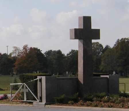 ST. JOSEPH, CEMETERY ENTRANCE - Cuyahoga County, Ohio | CEMETERY ENTRANCE ST. JOSEPH - Ohio Gravestone Photos