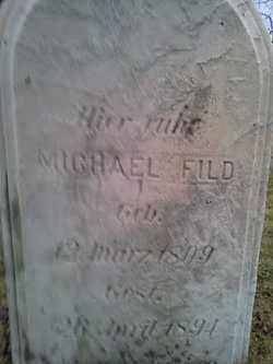 FILD, MICHAEL - Cuyahoga County, Ohio | MICHAEL FILD - Ohio Gravestone Photos