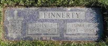 FINNERTY, JOHN J. - Cuyahoga County, Ohio | JOHN J. FINNERTY - Ohio Gravestone Photos