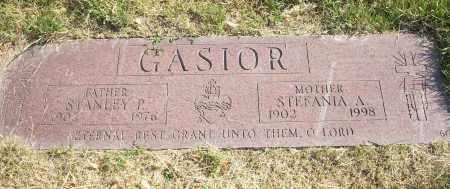 GASIOR, STEFANIA A. - Cuyahoga County, Ohio | STEFANIA A. GASIOR - Ohio Gravestone Photos