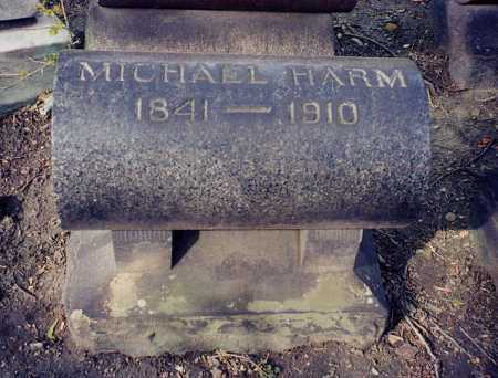 HARM, MICHAEL - Cuyahoga County, Ohio | MICHAEL HARM - Ohio Gravestone Photos