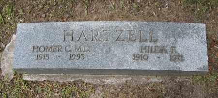 HARTZELL, HOMER C. - Cuyahoga County, Ohio | HOMER C. HARTZELL - Ohio Gravestone Photos