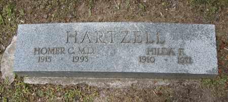 HARTZELL, HILDA R. - Cuyahoga County, Ohio | HILDA R. HARTZELL - Ohio Gravestone Photos
