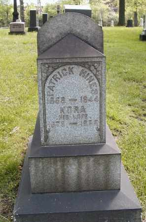 HINES, PATRICK F. - Cuyahoga County, Ohio | PATRICK F. HINES - Ohio Gravestone Photos