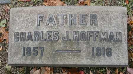 HOFFMAN, CHARLES J. - Cuyahoga County, Ohio | CHARLES J. HOFFMAN - Ohio Gravestone Photos