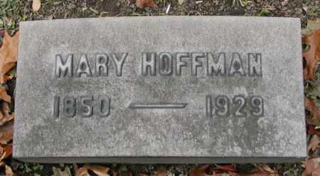 HOFFMAN, MARY - Cuyahoga County, Ohio | MARY HOFFMAN - Ohio Gravestone Photos
