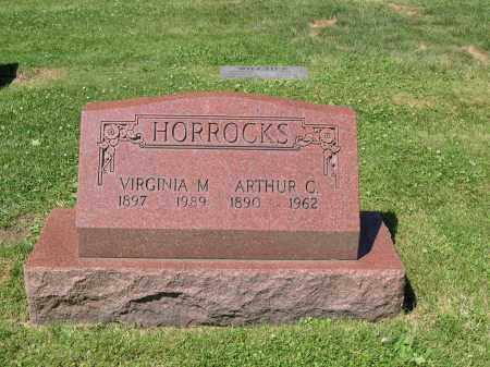 HORROCKS, ARTHUR C. - Cuyahoga County, Ohio | ARTHUR C. HORROCKS - Ohio Gravestone Photos