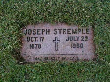 STROEMPL, JOSEPH - Cuyahoga County, Ohio | JOSEPH STROEMPL - Ohio Gravestone Photos