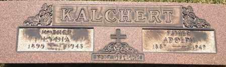 KALCHERT, LYDIA - Cuyahoga County, Ohio | LYDIA KALCHERT - Ohio Gravestone Photos