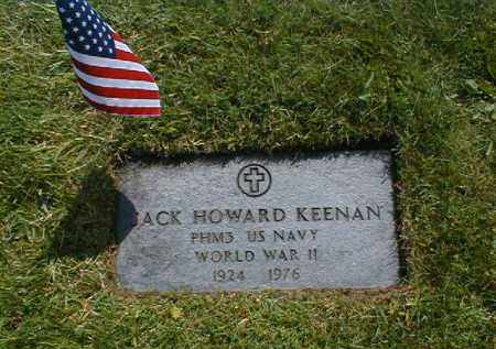KEENAN, JOHN HOWARD - Cuyahoga County, Ohio | JOHN HOWARD KEENAN - Ohio Gravestone Photos