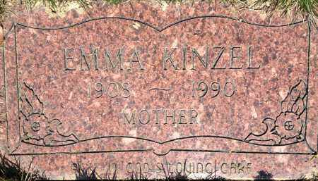 KINZEL, EMMA - Cuyahoga County, Ohio | EMMA KINZEL - Ohio Gravestone Photos