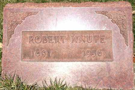 KNUTE, ROBERT - Cuyahoga County, Ohio | ROBERT KNUTE - Ohio Gravestone Photos