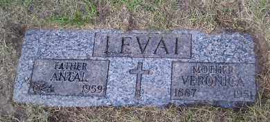 LEVAI, VERONICA - Cuyahoga County, Ohio | VERONICA LEVAI - Ohio Gravestone Photos