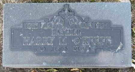 O'KEEFE, HARRY M. - Cuyahoga County, Ohio | HARRY M. O'KEEFE - Ohio Gravestone Photos