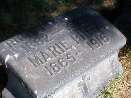 FAFLIK PINTA, MARIE - Cuyahoga County, Ohio | MARIE FAFLIK PINTA - Ohio Gravestone Photos