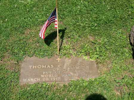 SCHOOL, THOMAS - Cuyahoga County, Ohio | THOMAS SCHOOL - Ohio Gravestone Photos