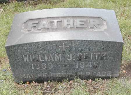 SEITZ, WILLIAM J. - Cuyahoga County, Ohio | WILLIAM J. SEITZ - Ohio Gravestone Photos