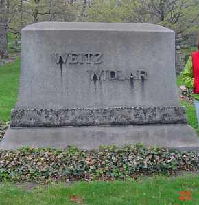 WIDLAR, PAULINE - Cuyahoga County, Ohio | PAULINE WIDLAR - Ohio Gravestone Photos