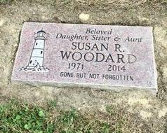 WOODARD, SUSAN RENE' - Cuyahoga County, Ohio | SUSAN RENE' WOODARD - Ohio Gravestone Photos