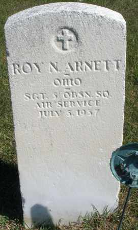ARNETT, ROY N. - Darke County, Ohio | ROY N. ARNETT - Ohio Gravestone Photos