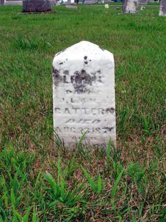 BATTERN, LIBBIE - Darke County, Ohio | LIBBIE BATTERN - Ohio Gravestone Photos