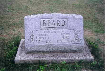 BEARD, ELMYRA - Darke County, Ohio | ELMYRA BEARD - Ohio Gravestone Photos