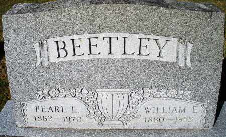 BEETLEY, PEARL L. - Darke County, Ohio | PEARL L. BEETLEY - Ohio Gravestone Photos