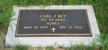 BEY, CARL J. - Darke County, Ohio | CARL J. BEY - Ohio Gravestone Photos