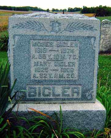 MILLER BIGLER, MARY - Darke County, Ohio | MARY MILLER BIGLER - Ohio Gravestone Photos