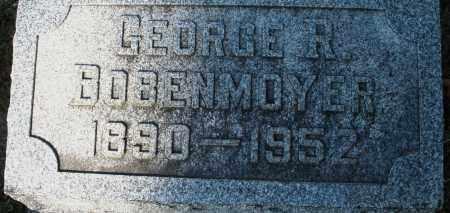 BOBENMOYER, GEORGE R. - Darke County, Ohio | GEORGE R. BOBENMOYER - Ohio Gravestone Photos