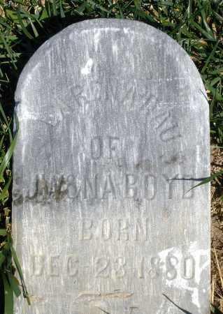 BOYD, LAREN - Darke County, Ohio   LAREN BOYD - Ohio Gravestone Photos