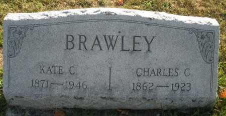 BRAWLEY, KATE C. - Darke County, Ohio | KATE C. BRAWLEY - Ohio Gravestone Photos